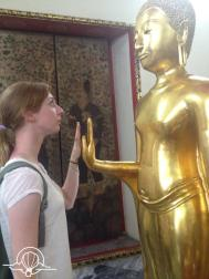 Bangkok Temple Buddha