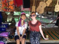 chiangmai long neck tribe