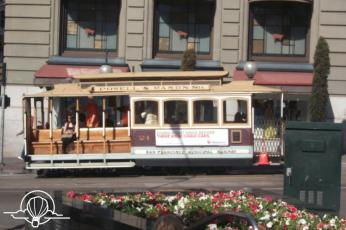 sanfrancisco cable car