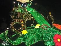 tinkerbell light parade